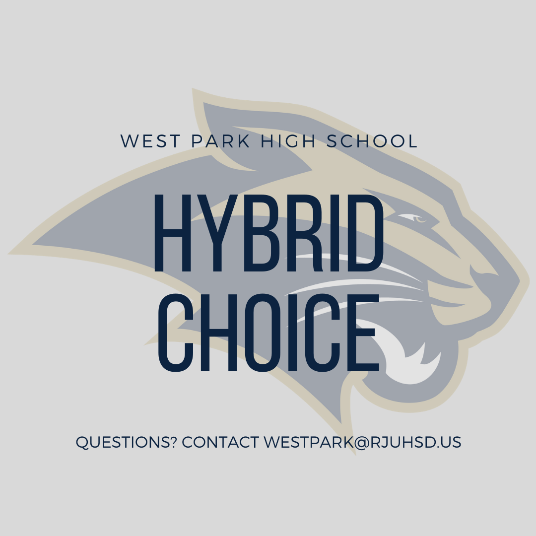 Hybrid Choice Email Sent to Parents 09/18/2020